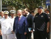 مدير أمن القاهرة: استنفار بمحيط الكنائس والمتنزهات لتأمين احتفالات الأقباط