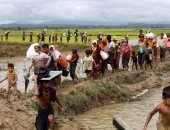 بالصور.. معاناة أقلية الروهينجا المسلمة فى الهروب إلى بنجلاديش من بورما