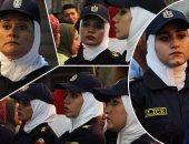 الشرطة النسائية تنتشر أمام دور السينما لمواجهة ظاهرة التحرش