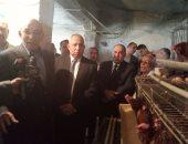 وزير الزراعة: مكافأة مزارعى القطن ممن تزيد إنتاجيتهم على 10 قناطير للفدان
