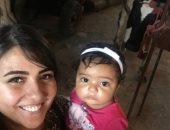 مى كساب تحتفل بعيد الأم بفيديو مجمع مع ابنتها وتعلق :الله يرحم أمى