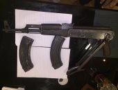 الداخلية تضبط 124 قطعة سلاح بينها جرينوف وبنادق آلية بحملات فى المحافظات