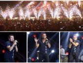 """للمرة الثانية في سبتمبر أغنية عمرو دياب """"أول كل حاجة"""" تتصدر قائمة الـtop tracks"""