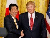 """ترامب وآبى ناقشا """"التهديد المتعاظم"""" من كوريا الشمالية"""