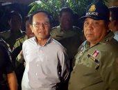 حزب المعارضة الرئيسى فى كمبوديا يدعو للإفراج الفورى عن زعيمه