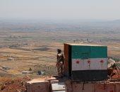 """الجيش السورى يواصل عملياته ضد الإرهابيين فى """"وادى عين ترما """" بريف دمشق"""