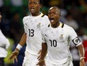 تونس تفسد فرحة أيو بتصدر قائمة هدافى غانا فى تاريخ كأس أمم أفريقيا