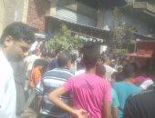 الحماية المدنية بالإسكندرية تدفع 7سيارات إطفاء للسيطرة على حريق بعقار بالمنشية