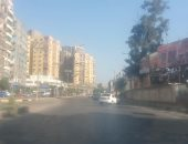 سيولة مرورية فى شوارع وميادين القاهرة والجيزة وسط انتشار أمنى