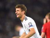 ألمانيا ضد هولندا .. مولر ينضم إلى 10 عظماء فى تاريخ الماكينات