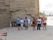 سائحون: وسائل الإعلام العالمية تعكس صورة سلبية عن الأمن فى مصر