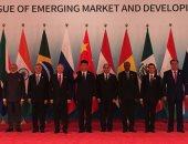 مشاركة فعالة للرئيس السيسى فى اجتماعات قمة بريكس بالصين