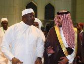 رئيسا جامبيا وجزر القمر يغادران جدة بعد أدائهما لفريضة الحج