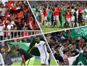 فيديو.. كيف تأهلت منتخبات مجموعة مصر إلى كأس العالم 2018
