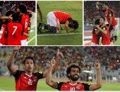 طاقم حكام مباراة مصر والكونغو فى الإسكندرية 6 أكتوبر