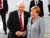 بالصور.. الرئيس الإسرائيلى يفتتح النصب التذكارى الجديد لمذبحة ميونخ بألمانيا