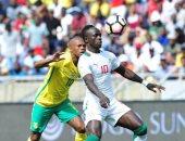 شاهد.. السنغال تفوز على جنوب إفريقيا بثنائية فى ختام التصفيات الإفريقية