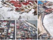 الاتحاد الدولى للصليب والهلال الأحمر: إعصار إرما ضرب قرابة 1.2 مليون شخص
