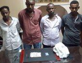 القبض على 4 سودانيين يسرقون المواطنين بمنطقة عابدين