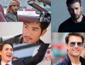 بالصور.. أكثر 5 رجال وسامة فى العالم