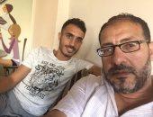 لاعب الترجى يوقع رسميا للاتحاد بعد وصوله للقاهرة