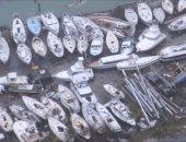 """مصرع 4 أشخاص فى الإعصار """"إرما"""" بالجزر العذراء الأمريكية"""