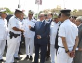 جولات لمديرى الأمن لتفقد المواقع الشرطية وجاهزية القوات