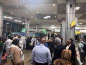 المطار يستقبل 8 حالات مرضية يمنية على رحلة واحدة للعلاج