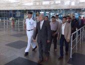 ضبط 41 هاربًا من تنفيذ 56 حكما خلال حملة أمنية بالمطار