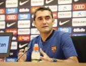 برشلونة يحقق أسوأ انطلاقة مع فالفيردي فى الدوري الإسباني