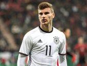 استبعاد فيرنر من قائمة ألمانيا ضد تركيا بعد اشتباه إصابته بكورونا