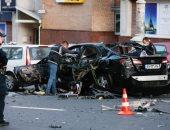 اعتقال اثنين على صلة بهجوم بسيارة ملغومة فى أيرلندا الشمالية