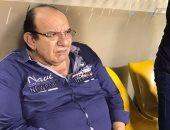 السفير المصرى بكرواتيا يطمئن على بعثة المقاولون العرب