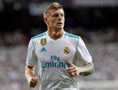 تونى كروس يحطم رقم خضيرة مع ريال مدريد