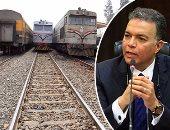 """تعرف على ديون وخسائر """"السكة الحديد"""" وحجمها وأسبابها × 12 معلومة"""