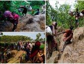 بدء إعادة بعض مسلمى الروهينجا من بنجلاديش إلى ميانمار اليوم