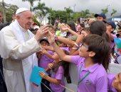 """بابا الفاتيكان: مساعدة الفقراء """"جواز سفر إلى الجنة"""""""
