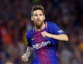 شاهد.. ميسي يحرز هدف برشلونة الأول أمام إيبار فى الدوري الإسباني