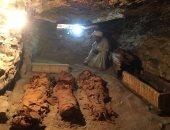 علماء مصريات: أقدم خريطة فرعونية للبحث عن المعدن النفيس فى متحف إيطالى