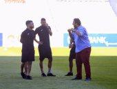"""ميدو يعاقب """"هلال"""" بالخصم والتدريب مع الناشئين بعد التراخى أمام النصر"""