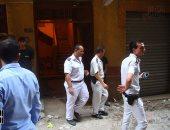 التحفظ على متهم بالسرقة داخل المستشفى بعد إصابته بطلق نارى