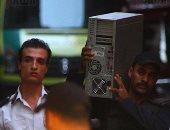 بالصور.. النيابة العامة تأمر بالتحفظ على أوراق وأجهزة كمبيوتر إرهابيي أرض اللواء