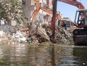 دولة القانون.. المسطحات المائية تطيح بـ85 مخالفة بمحيط نهر النيل