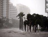 إعصار ماريا يضرب شرق جزر الكاريبى