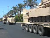 تستهدف تأمين السواحل الشمالية والحدود الغربية.. قاعدة محمد نجيب العسكرية × 30 ثانية