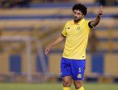 نحس الجولة الرابعة يطارد حسام غالى مع النصر السعودي