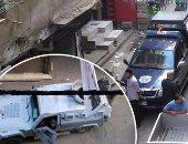 الداخلية تضبط 2519 قضية مخدرات و18 قطعة سلاح نارى خلال حملة أمنية