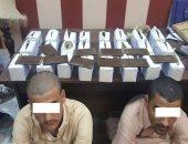 الأمن العام ينفذ الحكم فى 26 ألف هارب ويضبط 143 قضية مخدرات
