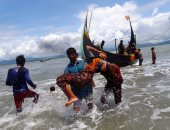 جيش بنجلادش يشارك فى عمليات الاغاثة لمساندة المهجرين من الروهينجا
