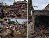 الإعصار إرما دمر ربع المنازل فى جزر فلوريدا